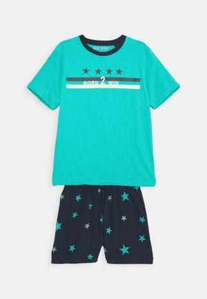 KURZ SET - Pyjama set - lagune orig