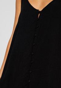 Roxy - SIRENTREASDRES - Day dress - anthracite - 4