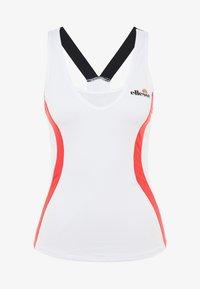 Ellesse - LYLAH - Sports shirt - white - 4