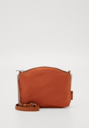 FENIA - Across body bag - cognac