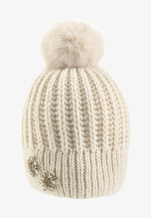 Mütze - creme