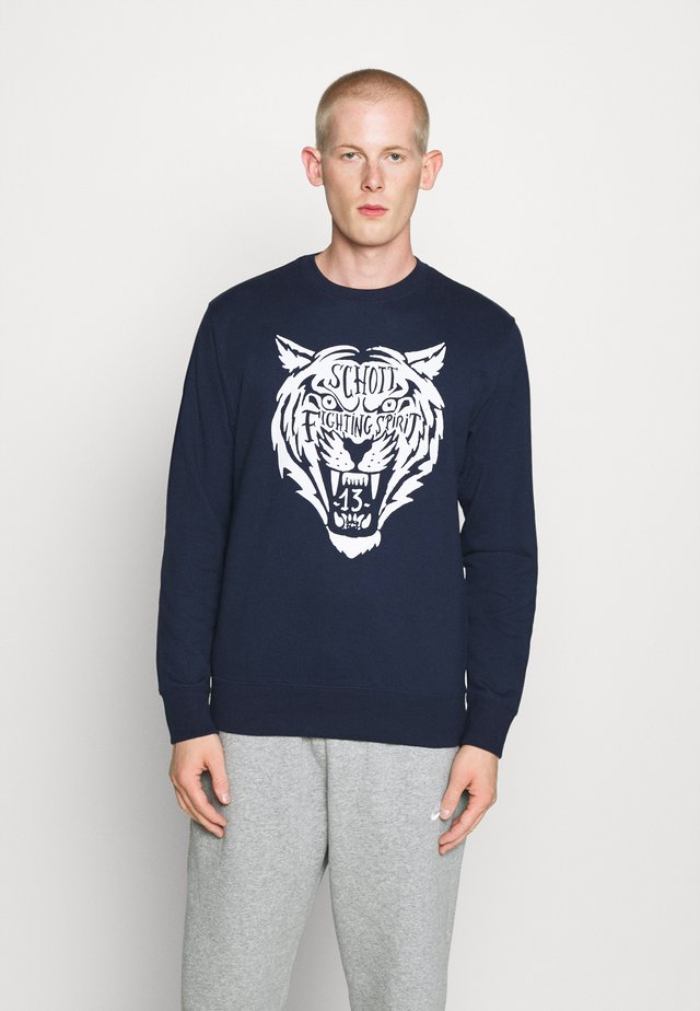 Sweatshirts - navy