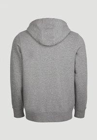 O'Neill - STATE  - Zip-up sweatshirt - silver melee - 1