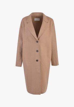 Classic coat - dusty brown