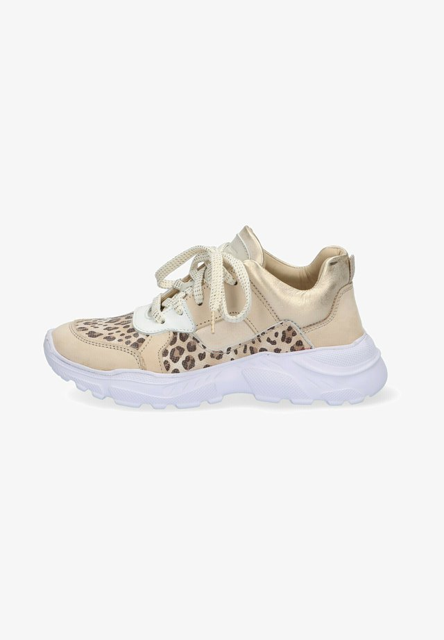 RENEE RUN - Sneakers laag - gold