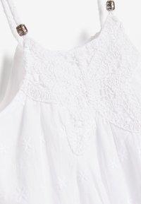 Next - BUTTERFLY CROCHET - Day dress - white - 2