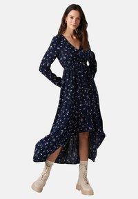 LC Waikiki - Maxi dress - dark blue - 1