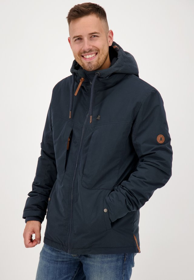 ANTONYAK - Winter jacket - marine