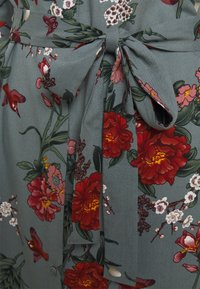 ONLY Petite - ONLNOVA LIFE DRESS - Maxi dress - balsam green/glory garden - 2