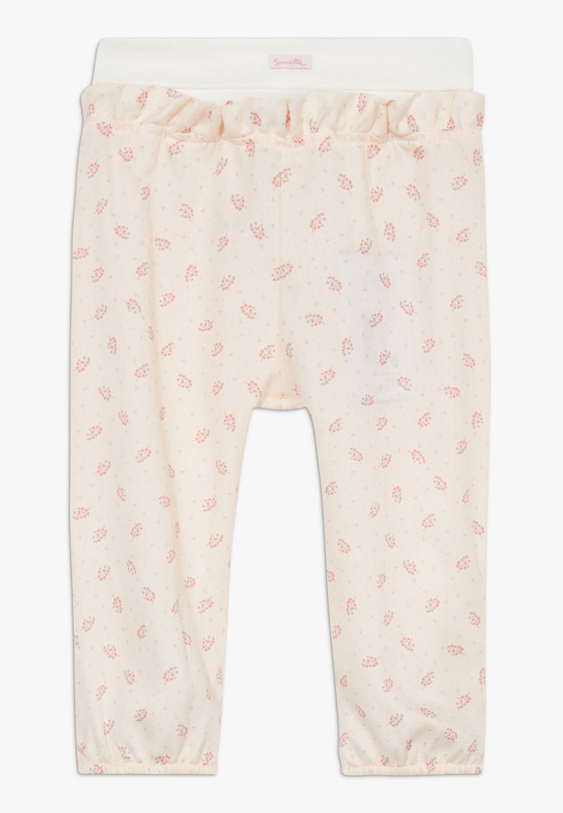 Sanetta fiftyseven - BABY  - Trousers - seashell rose