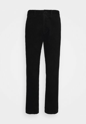 Trousers - blue dark