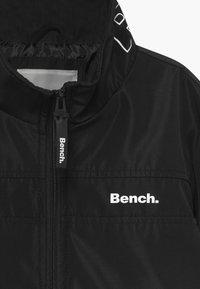 Bench - ROONEY - Giubbotto Bomber - black - 3