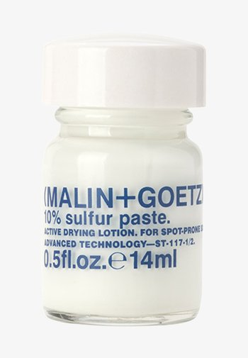 ANTI-PICKELPFLEGE 10% SULFUR PASTE - Skincare tool - -