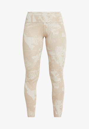 LUX TRAINING MIXED MARTIAL ARTS LEGGINGS - Leggings - stucco