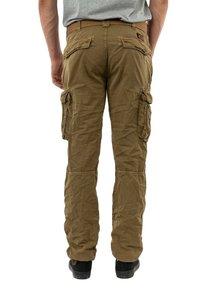 Schott - TRRANGER - Cargo trousers - camel - 2