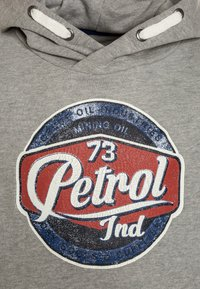 Petrol Industries - Hoodie - light grey melee - 3