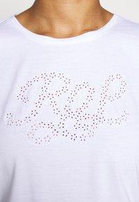 Lauren Ralph Lauren - UPTOWN - Print T-shirt - white - 7