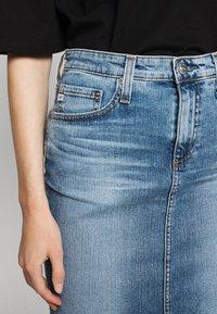 AG Jeans - ERIN - Jupe en jean - blue - 3