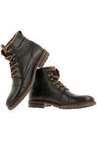 Gaastra - Lace-up ankle boots - black - 5