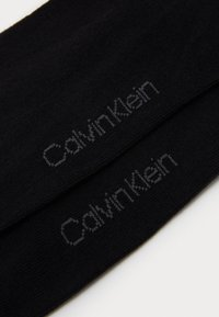 Calvin Klein Underwear - MEN CREW CASUAL 2 PACK - Socks - black - 2