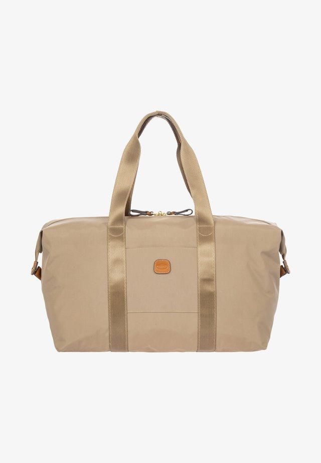 Weekend bag - tundra