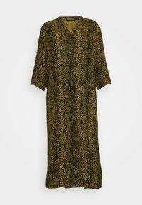 ZAYA DRESS - Denní šaty - olive