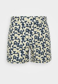 TRUNKS TAILORED SHORT SHADE - Plavky - twine/ink