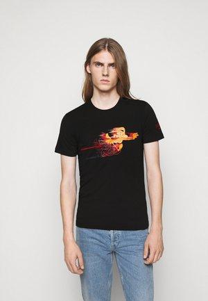 TWEETIE SQUARE - T-shirt con stampa - nero