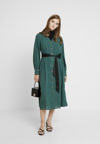 Love Copenhagen - JASSYLC DRESS - Shirt dress - sea green - 1