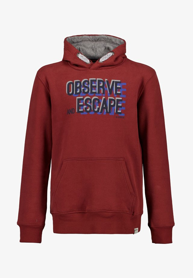 Hoodie - jester red