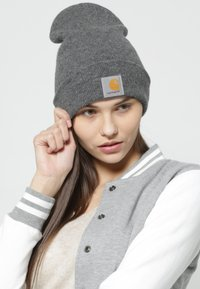 Carhartt WIP - WATCH HAT - Beanie - dark grey heather - 1