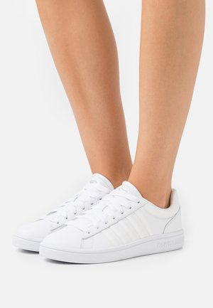 COURT WINSTON - Trainers - white