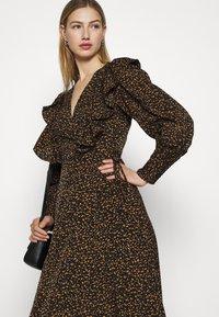 Fashion Union - CLAIRE DRESS - Day dress - black - 4