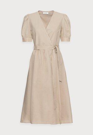 JUNA DRESS - Denní šaty - twill