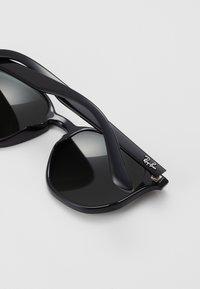 Ray-Ban - JUNIOR BLACK - Sluneční brýle - black - 2
