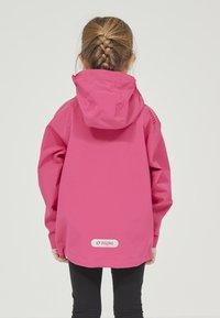ZIGZAG - Outdoor jacket - 4072 pink peacock - 3