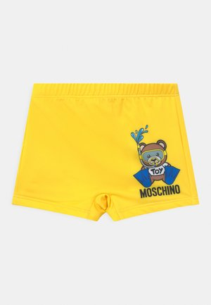 SWIM - Swimming trunks - cyber yellow