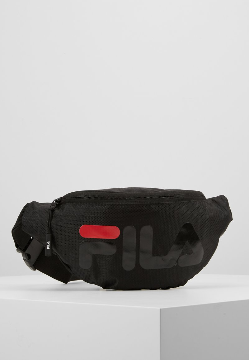 Fila - BELT BAG MARTIA - Bum bag - black
