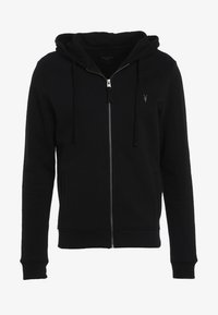 AllSaints - RAVEN - Zip-up hoodie - black - 5