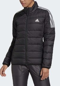 adidas Performance - ESSENTIALS PRIMEGREEN OUTDOOR DOWN - Down jacket - black - 4