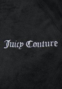 Juicy Couture - FRANKIE - Zip-up hoodie - black - 2