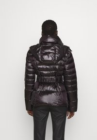 Patrizia Pepe - PUFFER BELTED - Winter jacket - nero - 2