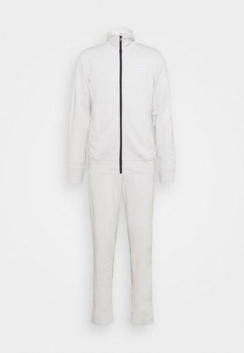 JCOZTERRY TRACK SUIT SET - Survêtement - light grey