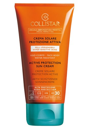 ACTIVE PROTECTION SUN CREAM FACE-BODY SPF 30