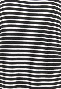 Even&Odd - Jersey dress - black/white - 2