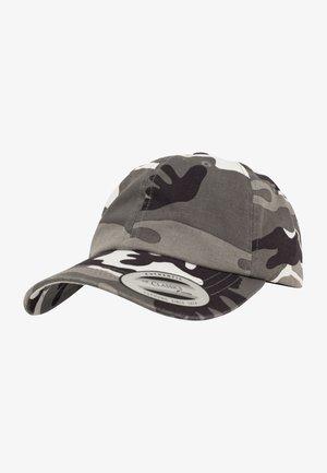 LOW PROFILE - Cappellino - silver camo