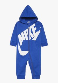 Nike Sportswear - ALL DAY PLAY COVERALL UNISEX - Jumpsuit - game royal - 0