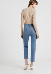 Filippa K - STELLA WASHED - Straight leg jeans - mid blue - 2