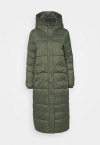edc by Esprit - COAT - Winter coat - khaki green - 4