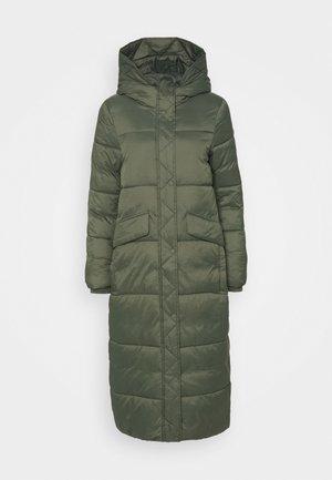 COAT - Winter coat - khaki green